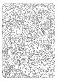 Best 25+ Abstract coloring pages ideas on Pinterest ...