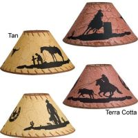 Western Silhouette Lamp Shades | For the Home | Pinterest ...