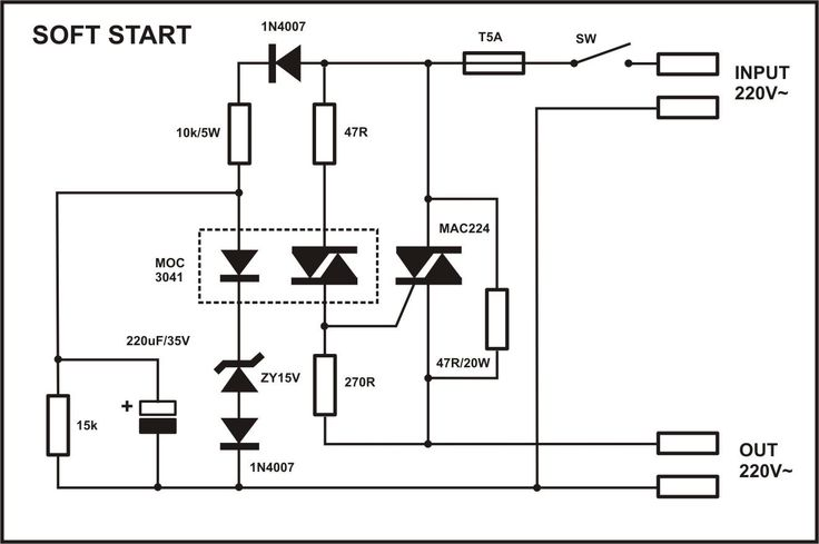 Soft Starters Smc3 Schematic, Soft, Get Free Image About