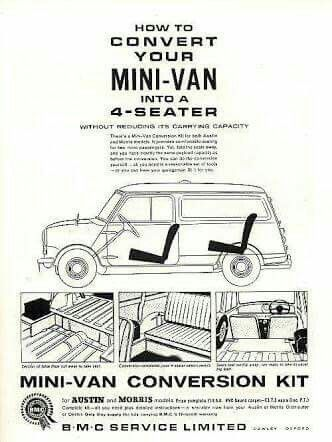 72 best images about advertentie folders mini-van's and
