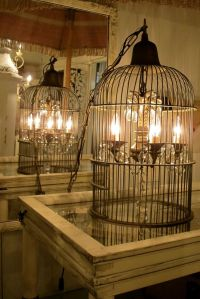 Best 25+ Birdcage light ideas on Pinterest | Birdcage ...