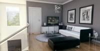 living room, grey walls | SU Deco - Livingroom | Pinterest ...