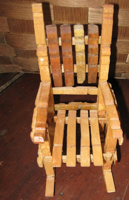 affordable rocking chair 2 seater table and chairs b m what fun children in kentucky schools had putting together a miniature made out of ...
