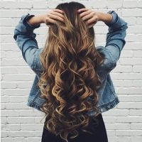 25+ best ideas about Cute curly hairstyles on Pinterest