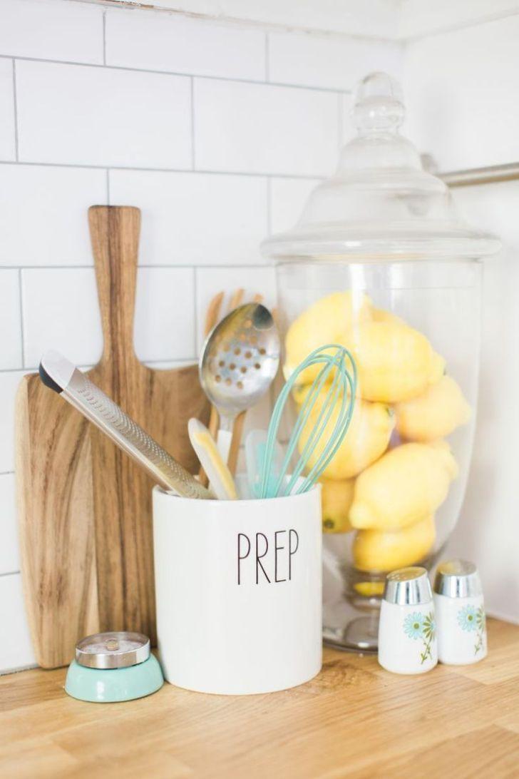 Lemon Kitchen Decor Decorating