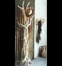 13 best images about Rustic coat rack on Pinterest