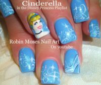 17 Best ideas about Princess Nail Designs on Pinterest ...