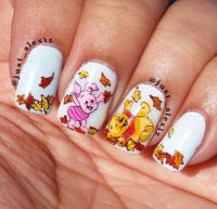 34 best images about PIGLET NAILS on Pinterest | Nail art ...