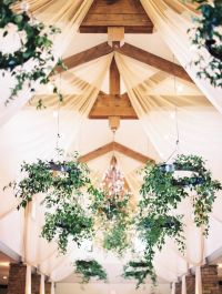 Best 25+ Wedding ceiling decorations ideas only on ...
