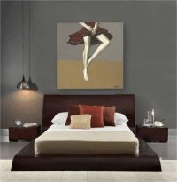 118 best images about Large wall art; Original paintings ...