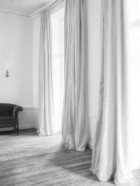 25+ best ideas about White Curtains on Pinterest ...