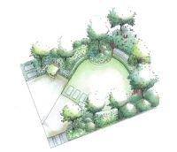 1000+ ideas about Garden Design Plans on Pinterest   Small ...