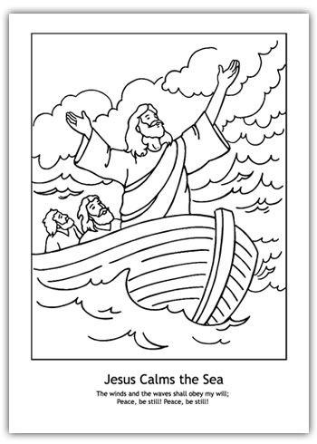 17 Best images about Jesus calms a storm on Pinterest