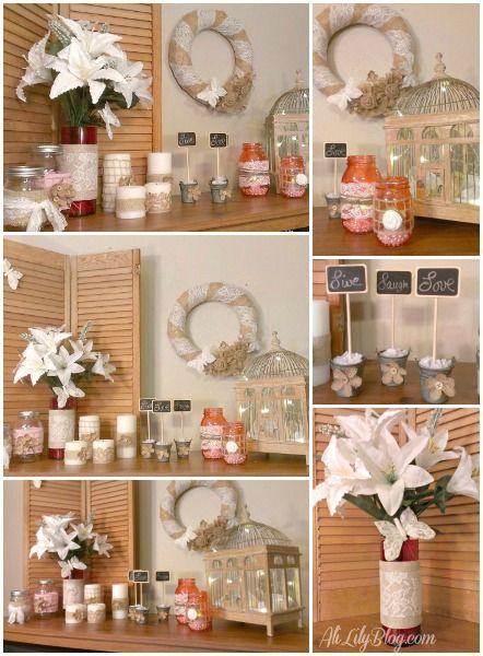 Easy DIY Home Decor with David Tutera Casual Elegance DTCasualElegance  Home Decor Ideas  Pinterest  Casual elegance Home interior design and