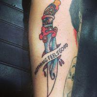 The promise ring tattoo/just got dumped tattoo | Tattoos ...