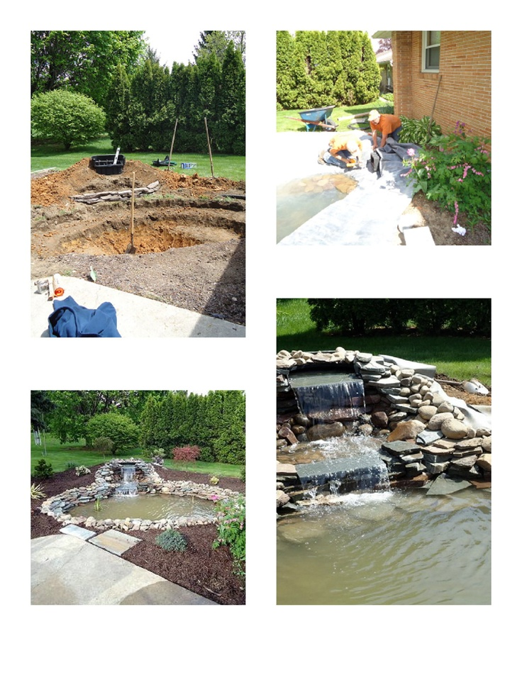 17 Best images about Ponds/Water Features on Pinterest