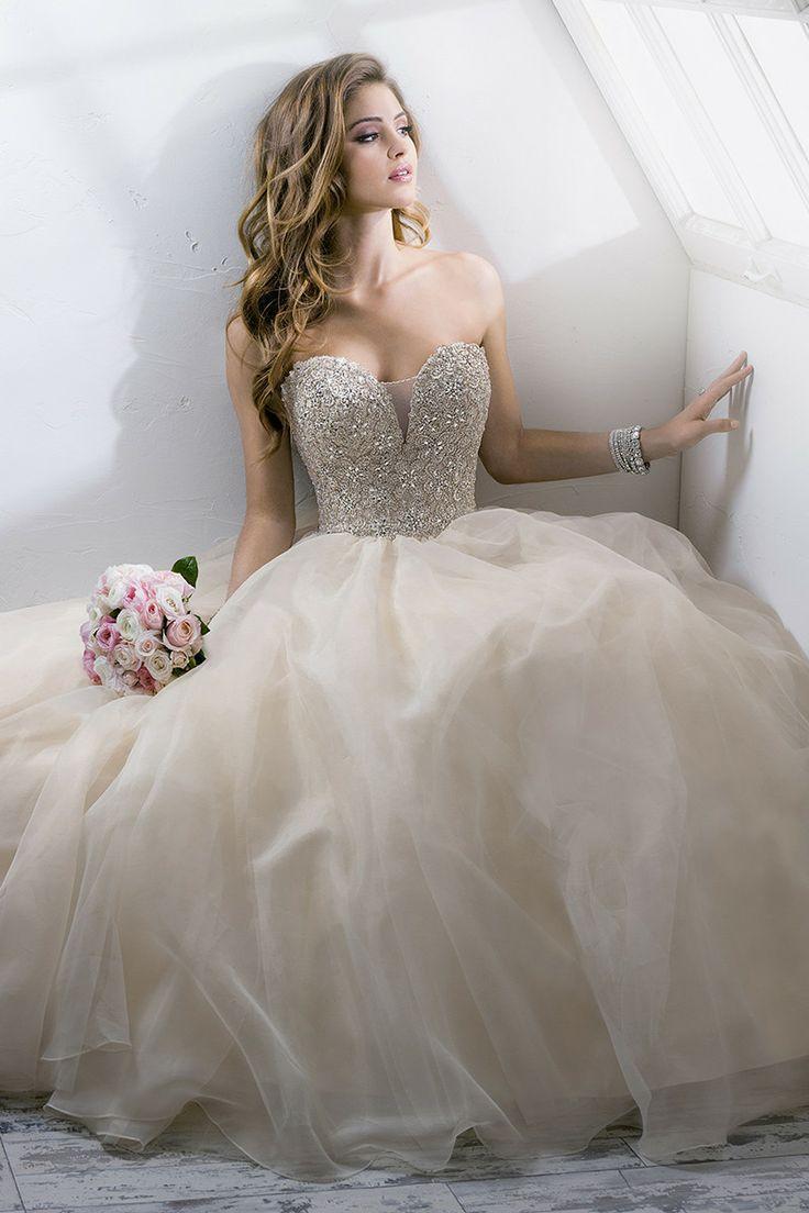 25 best ideas about Princess wedding dresses on Pinterest  Princess style wedding dresses
