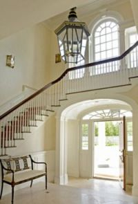 1000+ images about Foyer and Stairway on Pinterest | Entry ...