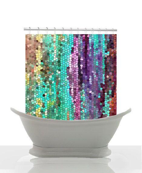 unique shower curtains uk