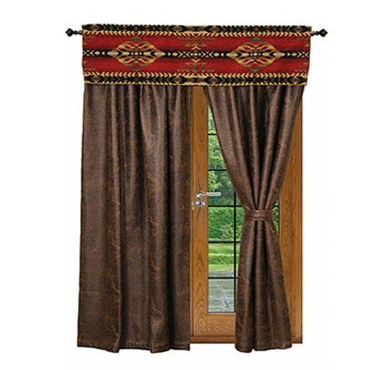 Southwestern Curtains  Southwestern Decorating  Pinterest  Southwestern curtains and