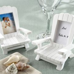 Adirondack Chair Photo Frame Favors Mesh Folding Lawn Chairs Beach Wedding Favors, And On Pinterest