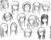 anime girl hairstyles miso-baby