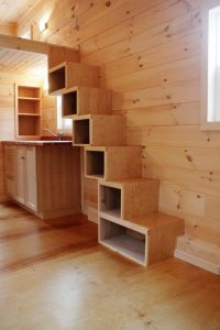 25+ best ideas about Tiny house stairs on Pinterest