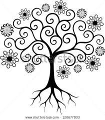 25+ best ideas about Dibujo de arbol genealogico on