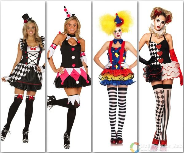 Sexy Evil Clown - Google Search
