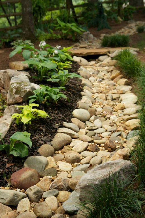 1000 ideas dry riverbed