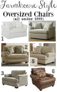 17 beste ideen over Oversized Chair op Pinterest - Grote ...