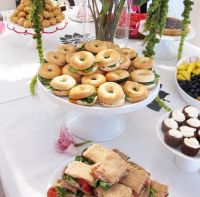 252 best images about Bridal Shower food Ideas on ...