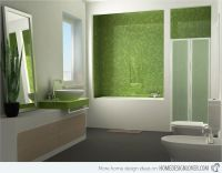 Best 20+ Green Bathrooms ideas on Pinterest | Green ...