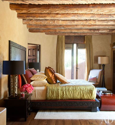 17 Best ideas about Spanish Style Bedrooms on Pinterest