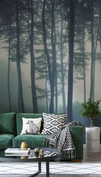 25+ great ideas about Wall Murals on Pinterest