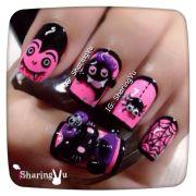 halloween sharingvu #nail #nails