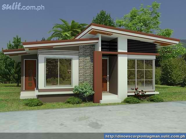 Hillside And View Lot Modern Home Plans We Construct A Model