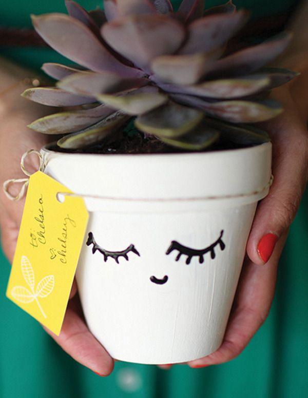 25 Best Ideas About Painted Flower Pots On Pinterest Clay Pot