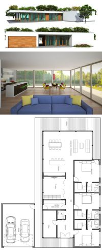 Best 25+ Modern house plans ideas on Pinterest | Modern ...