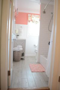 25+ best ideas about Coral Bathroom on Pinterest | Coral ...
