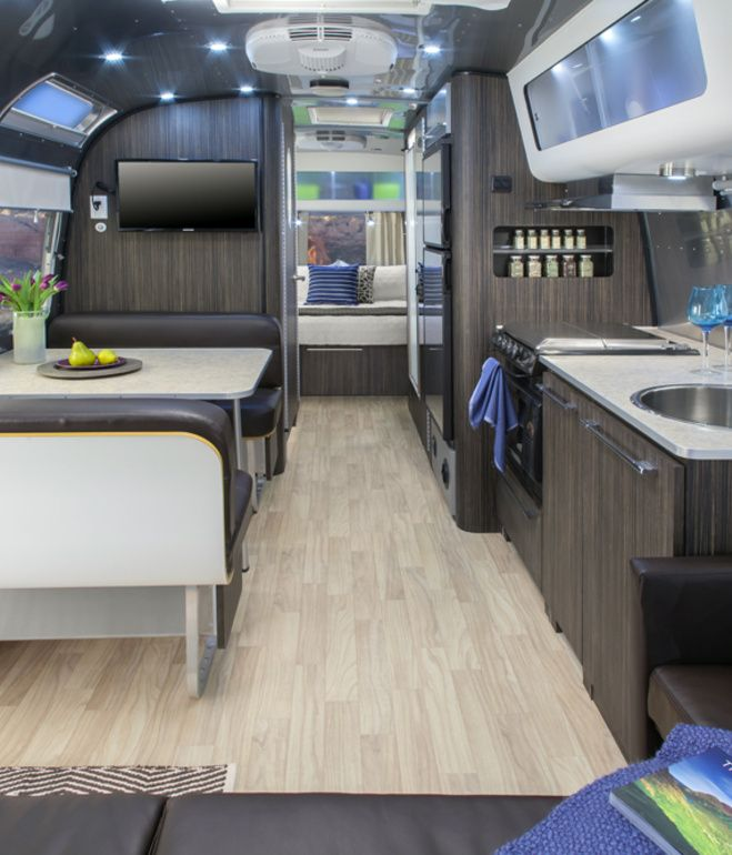 579 best images about Cool RV  Camper Interiors on