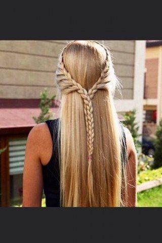 1000 Ideas About Festliche Frisuren Sur Pinterest Cheveux