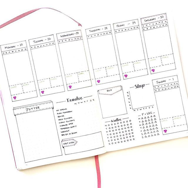 251 best images about bullet journal on Pinterest