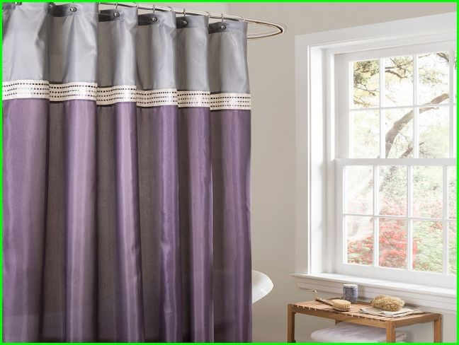 delta leland kitchen faucet remodeling orlando purple and gray shower curtain | ideas for the house ...