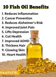 ideas fish oil benefits