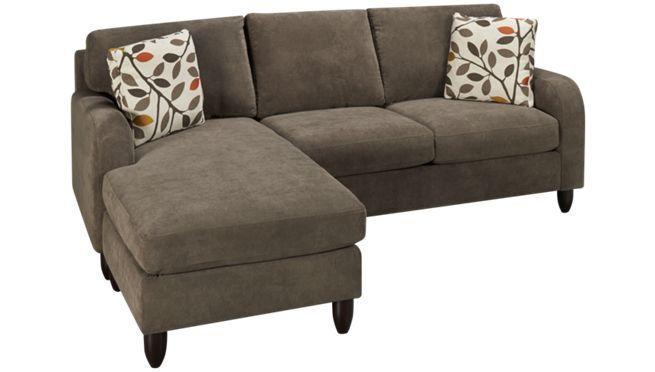 Max Home Sorrento 2 Piece Sectional Jordans Furniture Furniture Pinterest Cats