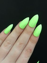 1000+ ideas about Lime Green Nails on Pinterest | Nails ...