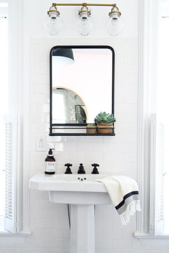 25+ best ideas about Bathroom Mirrors on Pinterest