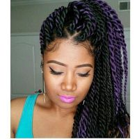 Havana Twist Braid Hairstyles   101 african hair braiding ...