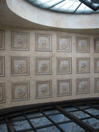 17 Best images about Beamed/Coffered Ceilings on Pinterest ...